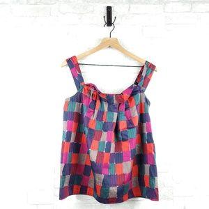 Marc by Marc Jacob's color palette blouse | Size 6